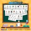J'apprends l'alphabet avec les minimuz